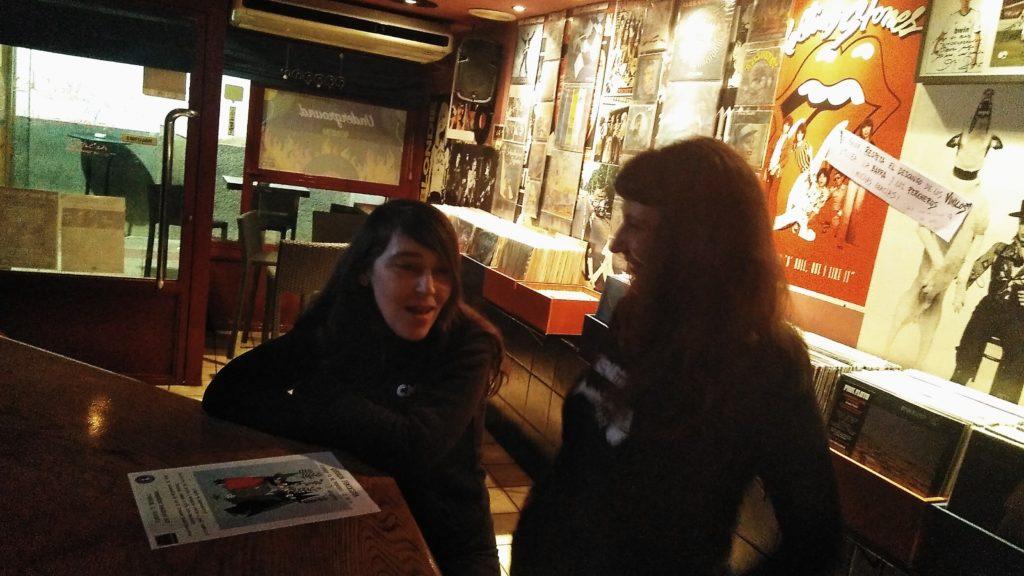 Quedada Mujeres Libres en Underground