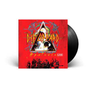 Def Leppard Hysteria Live