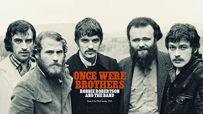 Once Were Brothers: la historia de The Band