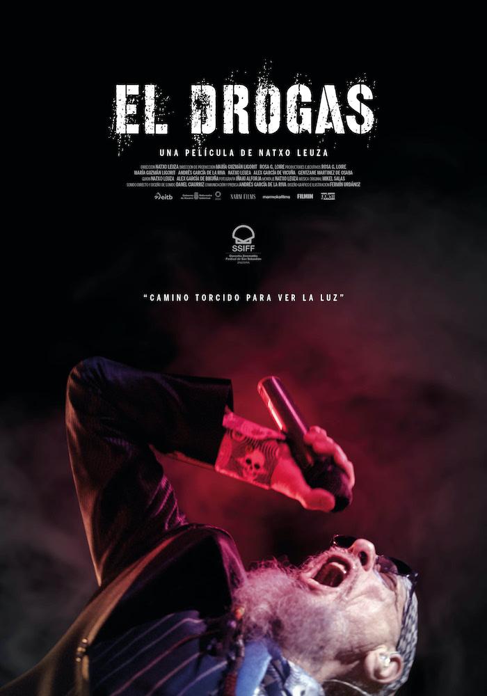 """El Drogas """"Camino torcido para ver la luz"""""""