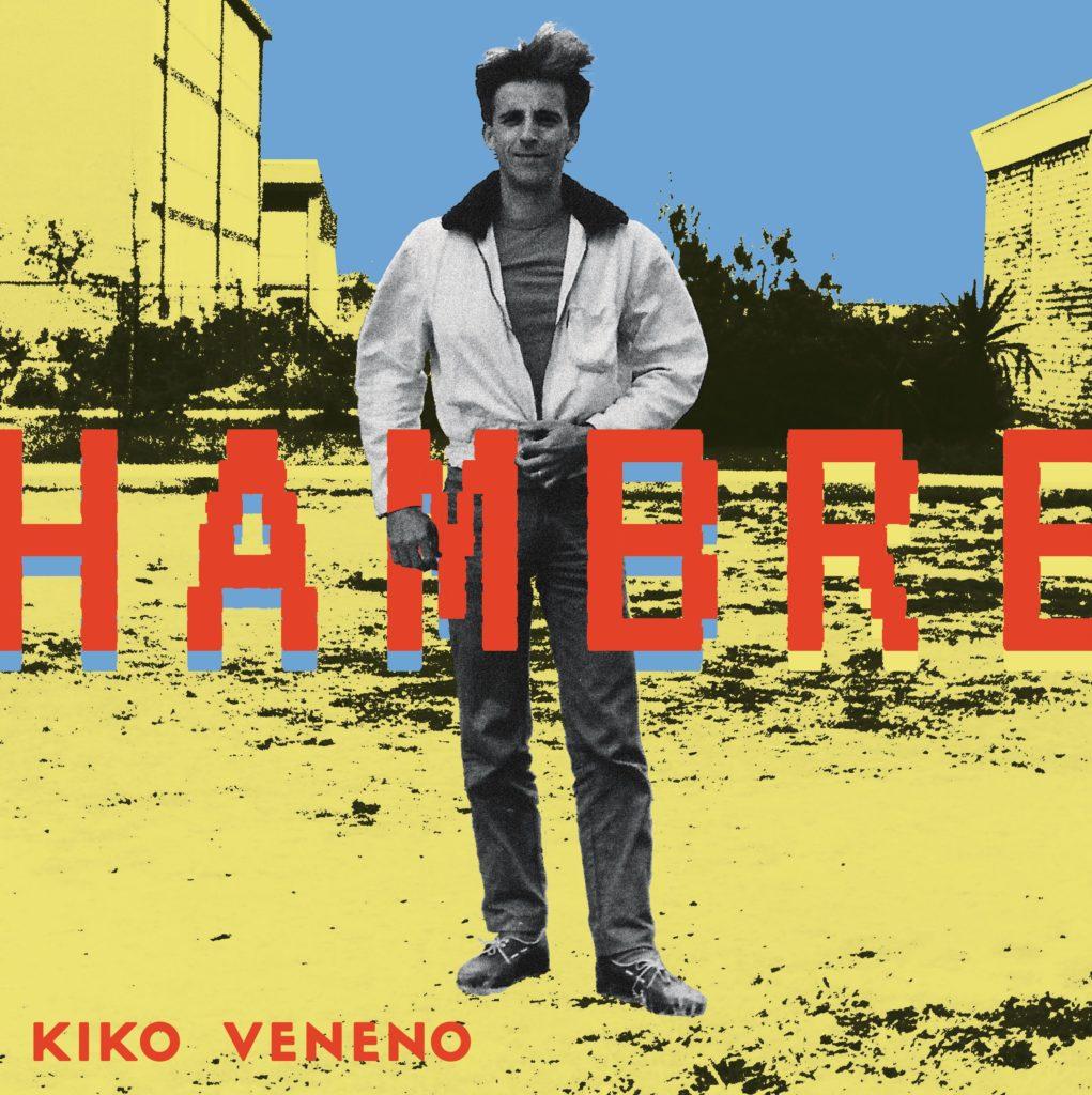 Preventa de 'Hambre', nuevo disco de Kiko Veneno