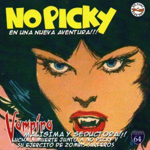 No Picky Vampira, Malísima y Seductora!!!