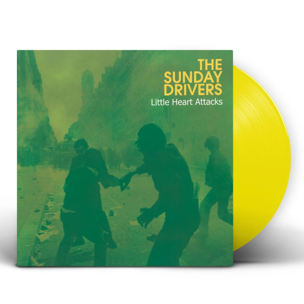 Preventa Noviembre: Ediciones limitadas The Sunday Drivers, La Habitación Roja..